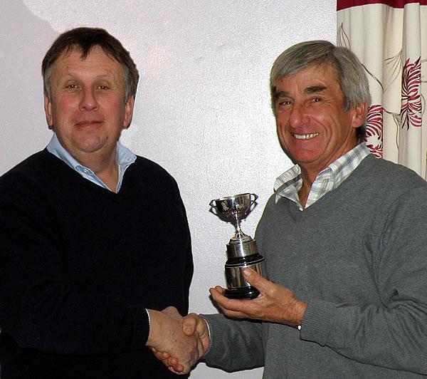 Nigel and Glen