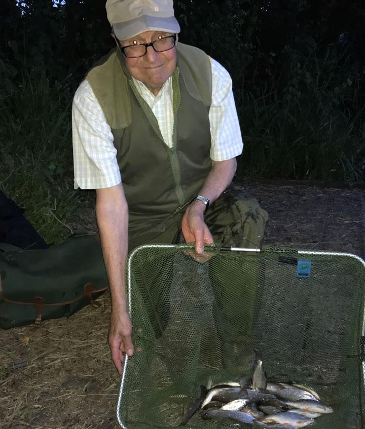 John Sheppard had a bag of silvers
